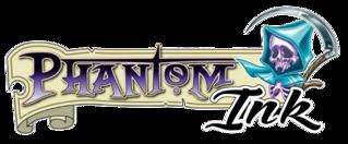 Phantom Ink Logo